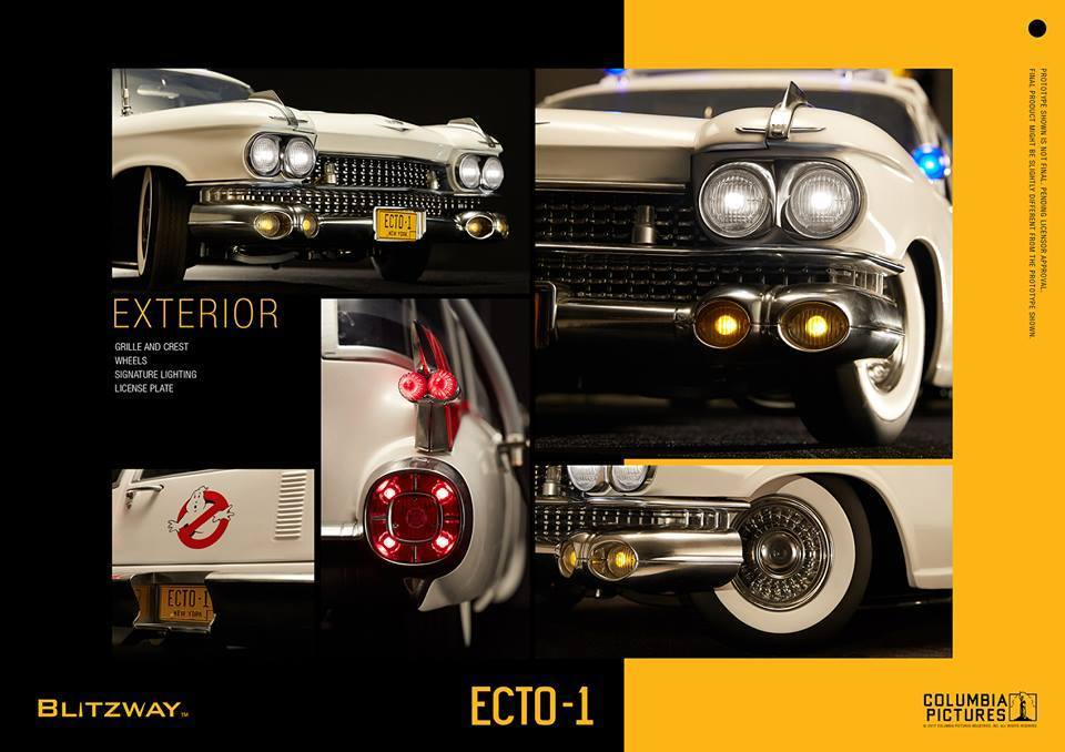 Ghostbusters - ECTO-1 Scdepw
