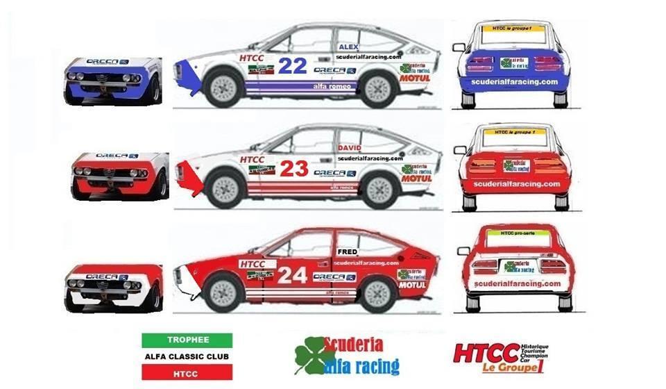SCUDERIALFARACING.COM : Une écurie Alfa Romeo en course au HTCC ! Vb79M1