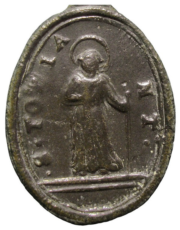 San Claudio de Besançon  / Santo a identificar - MR779 XqVL87