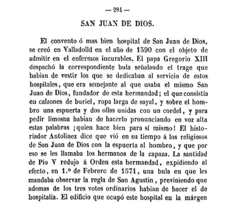 Beato Juan de Dios / San Carlos Borromeo - s. XVII ZCMPLI
