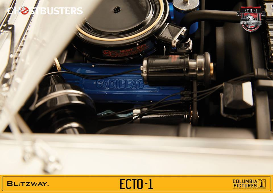 Ghostbusters - ECTO-1 ZrF1Oi