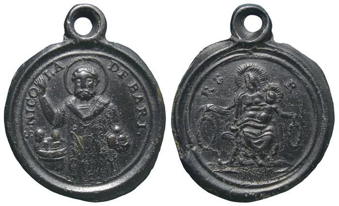 San Nicolás de Bari / Virgen del Rosario - MR575 (R.M. SXVIII-C145) Acp2nZ