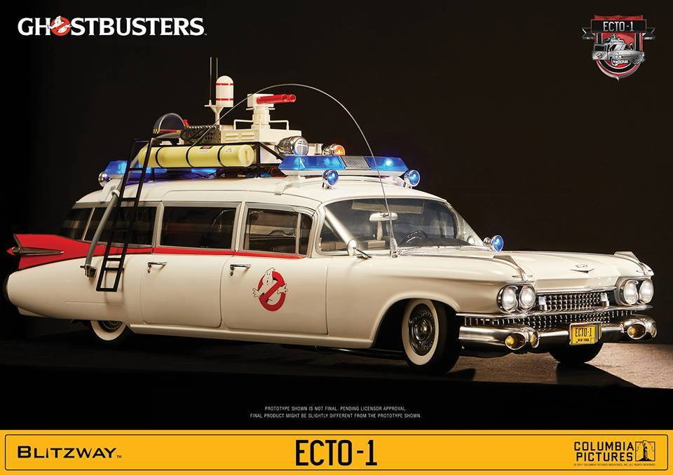 Ghostbusters - ECTO-1 AkCB4F