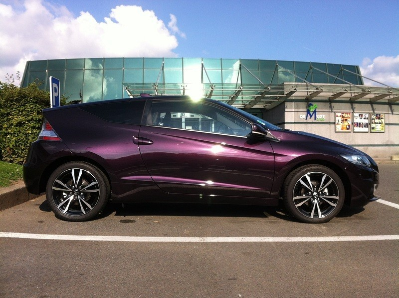 [Vends] CR-Z phase 2 Violet Aurora 26000km AvJiLx