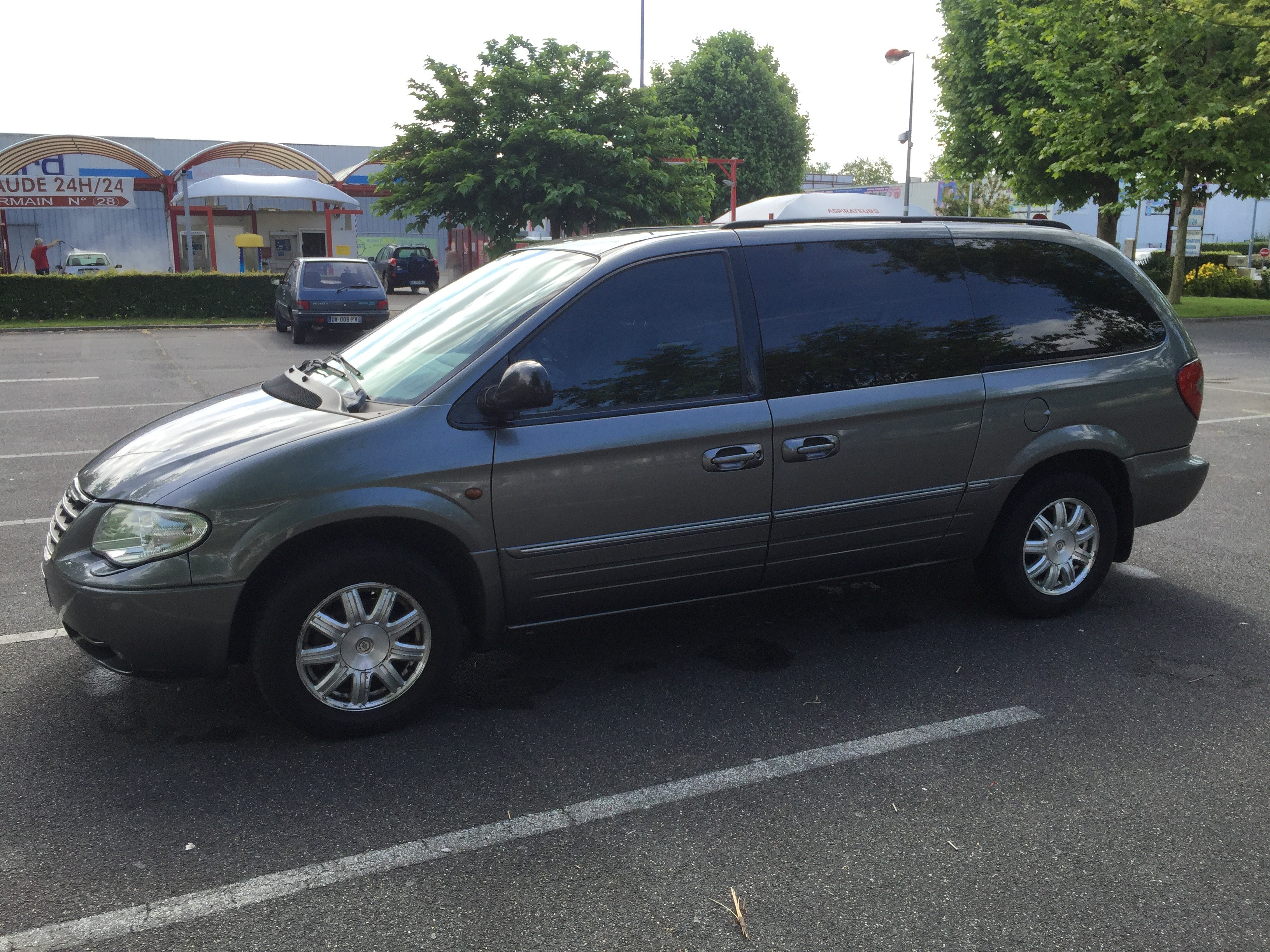 Grand voyager S4 limited BqR3QZ