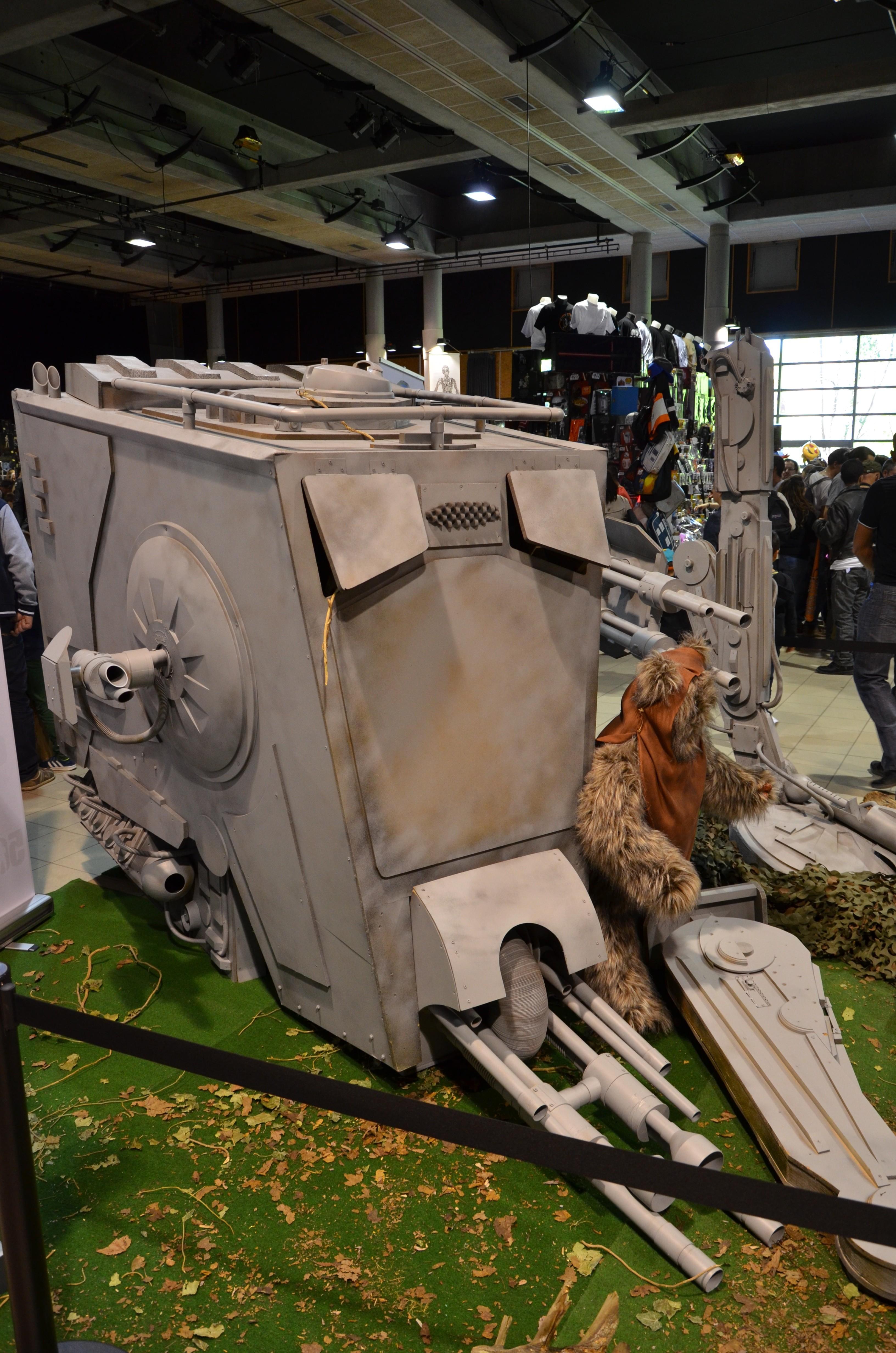 Générations Star Wars - Cusset - 29 et 30 avril 2017 CRKoFH