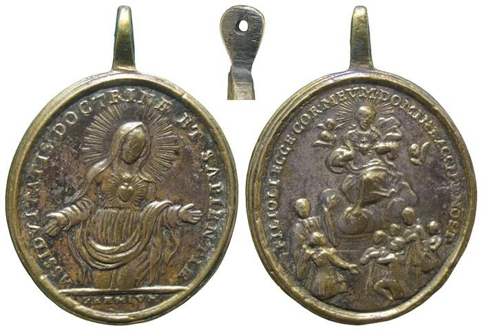 Sagrado Corazón de Jesús / Inmaculado Corazón de María - MR663 (R.M. SXVIII-O417) EEkhkC