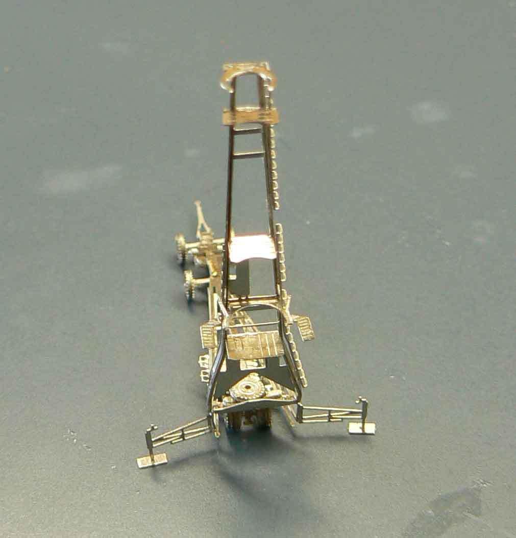 Fusée V2 - A4 au 1/350° FKbC4h