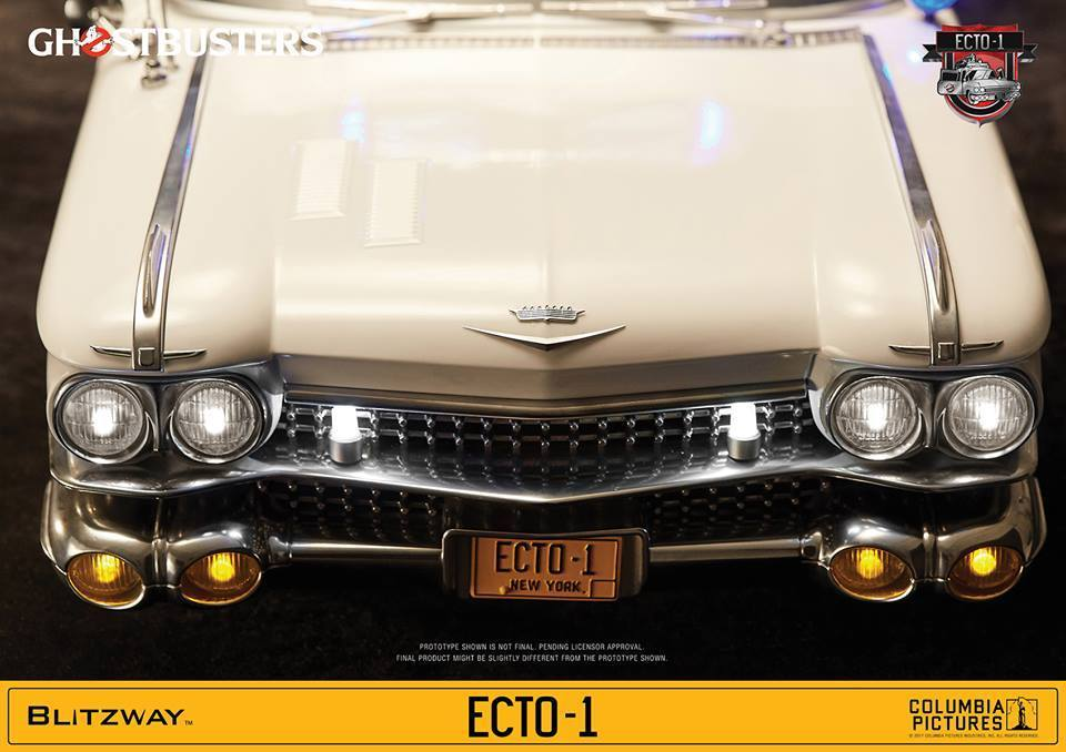 Ghostbusters - ECTO-1 IHN9Wn