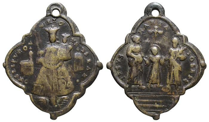 Algunas formas atípicas de medallas. IxIJo7