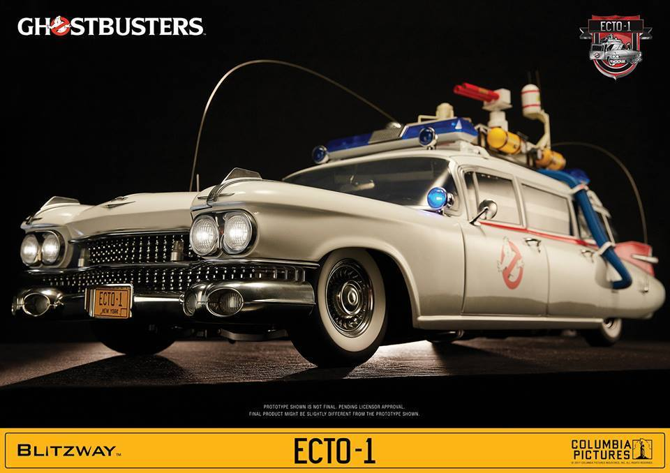 Ghostbusters - ECTO-1 Nb355v