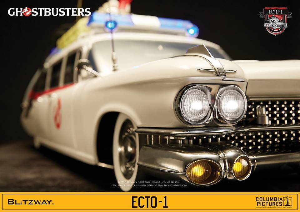 Ghostbusters - ECTO-1 P9MAZf