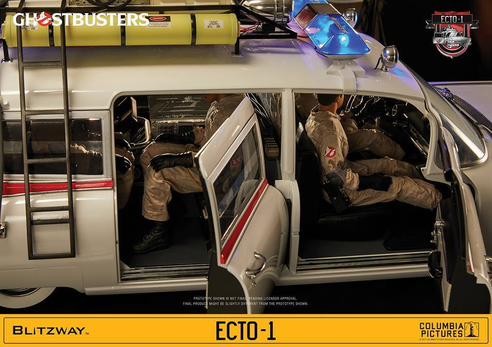 Ghostbusters - ECTO-1 QAO6h3