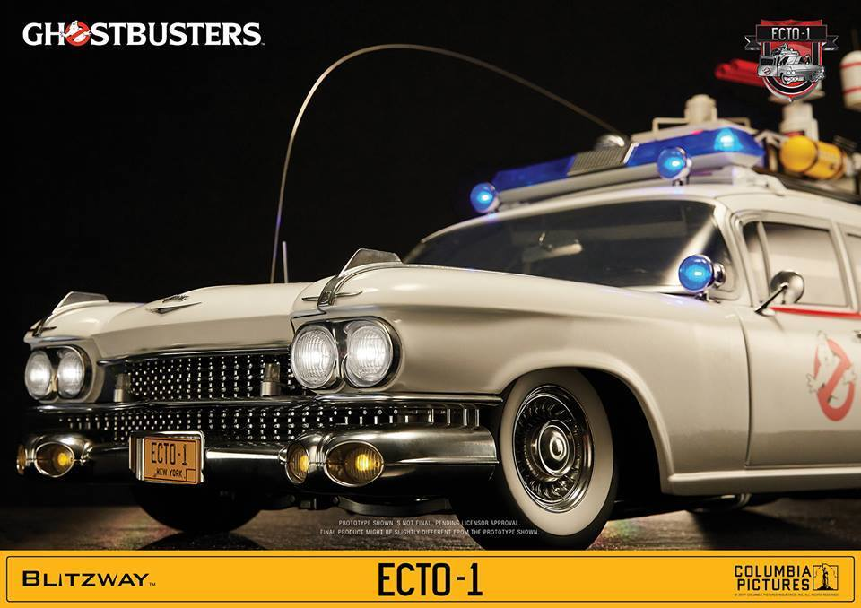 Ghostbusters - ECTO-1 S7pSVU