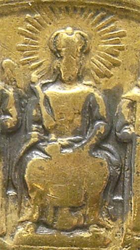 San Juan de Mata / Virgen del Coro-Trinitaria, S. XVIII - MR807  Tlnp7A