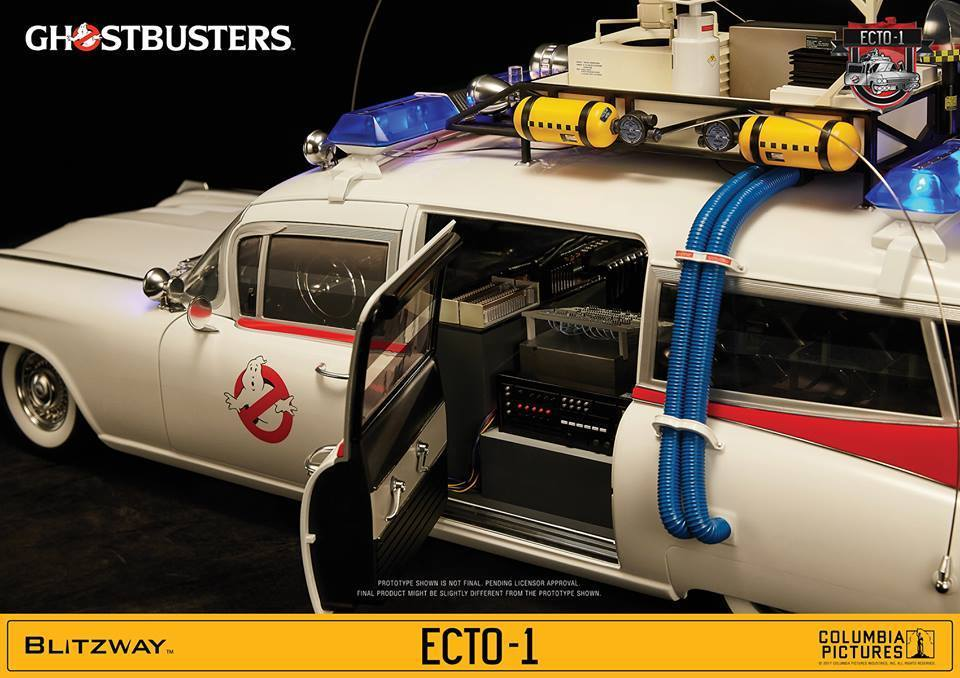Ghostbusters - ECTO-1 Umt8UE