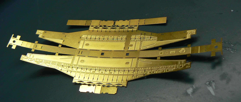 DORA German 80cm railway gun 1/350 Bigblueboy VSKbAu