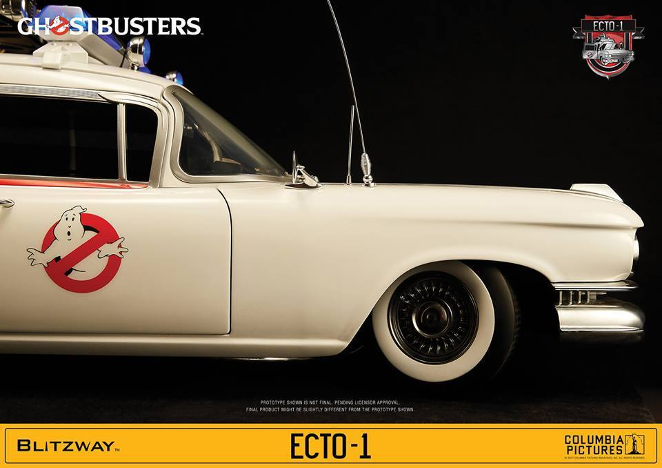 Ghostbusters - ECTO-1 Zz3GOs