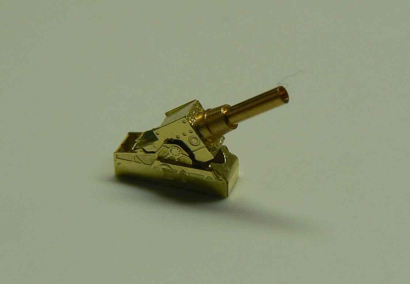 Morser KARL 1/700 2C7bSO