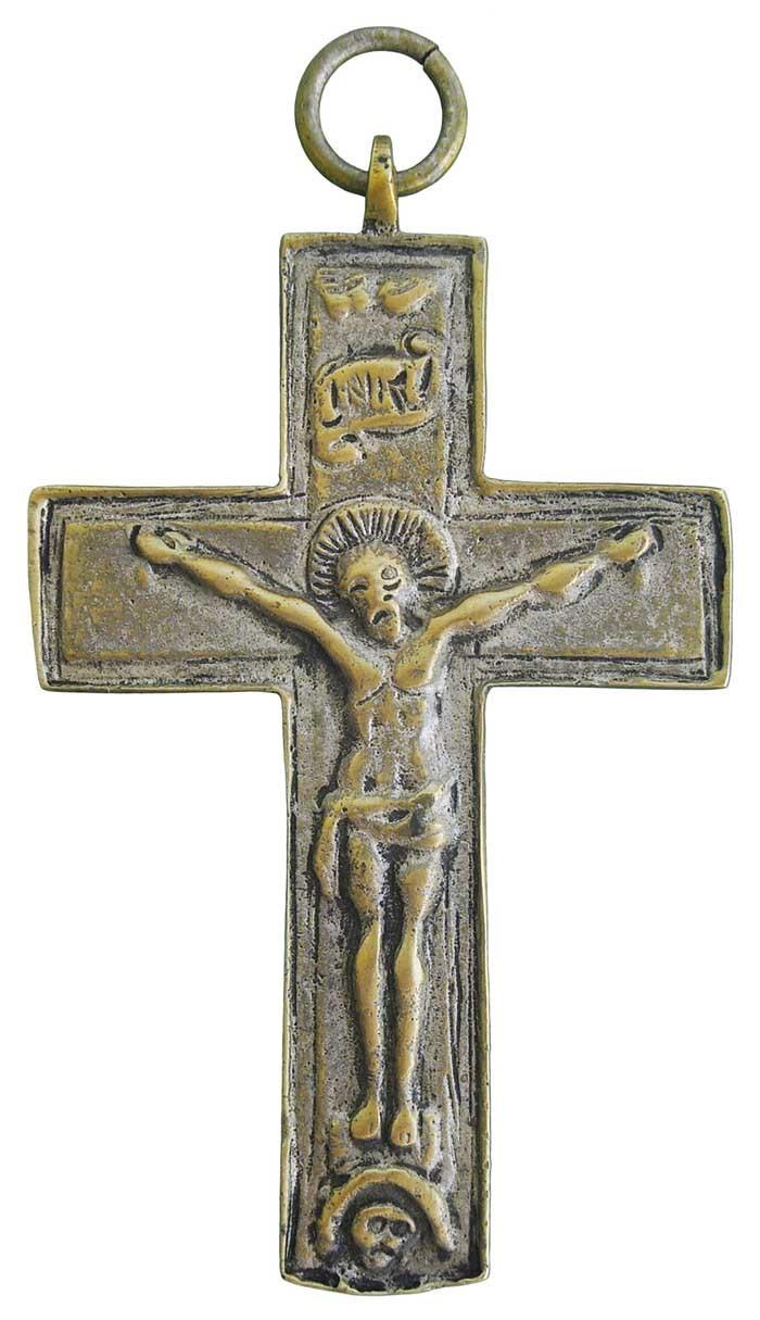 Crucifijo pectoral - CC097 4wmN6S