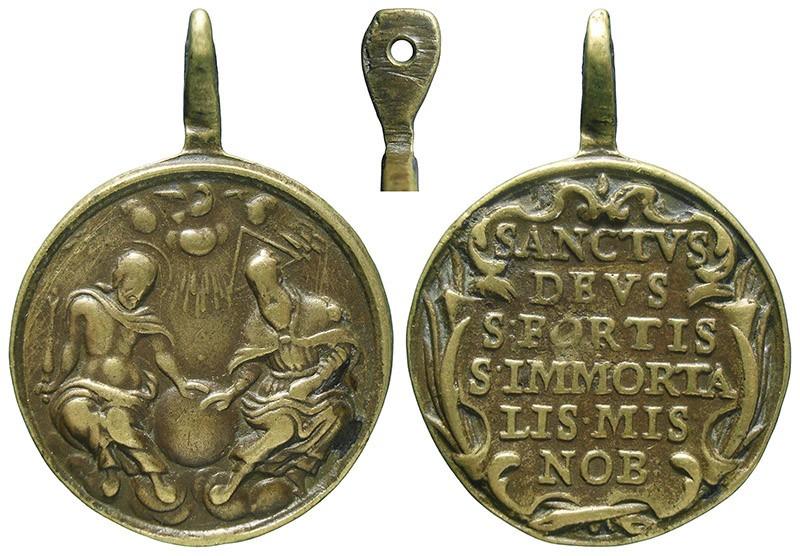 Santísima Trinidad / Oración del Trisagio - MR789 DBvdn1