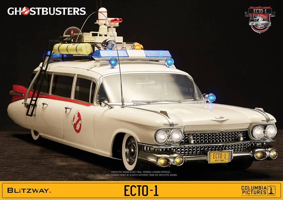 Ghostbusters - ECTO-1 FkAyex