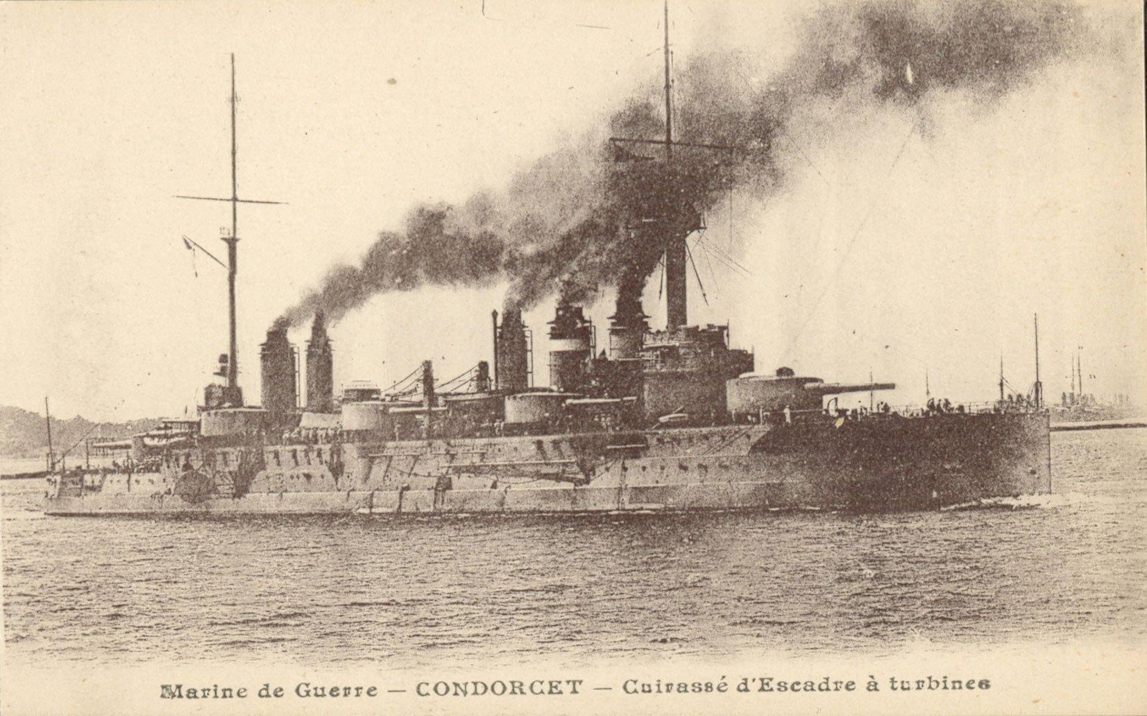 un cuirassé Français le Condorcet  au 1/350 - Page 2 G6VMvF