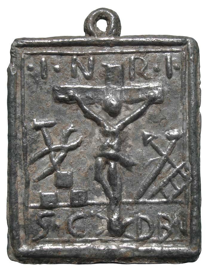 Virgen del Buen Consejo / Jesús crucificado - MR620 (R.M. SXVI-Ot8) GMtpZj