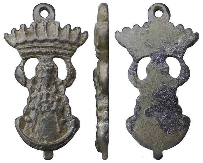 Virgen del Rocio - MF045  (MAM) (R. M.  PFV Rocio 1) QlpQhE