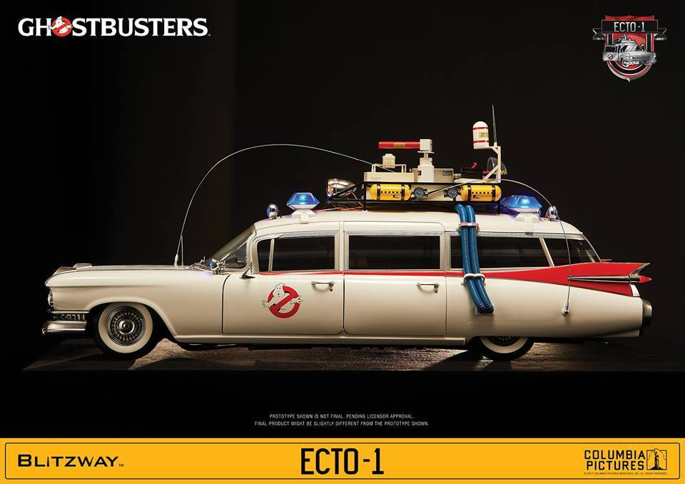 Ghostbusters - ECTO-1 RIBTe7