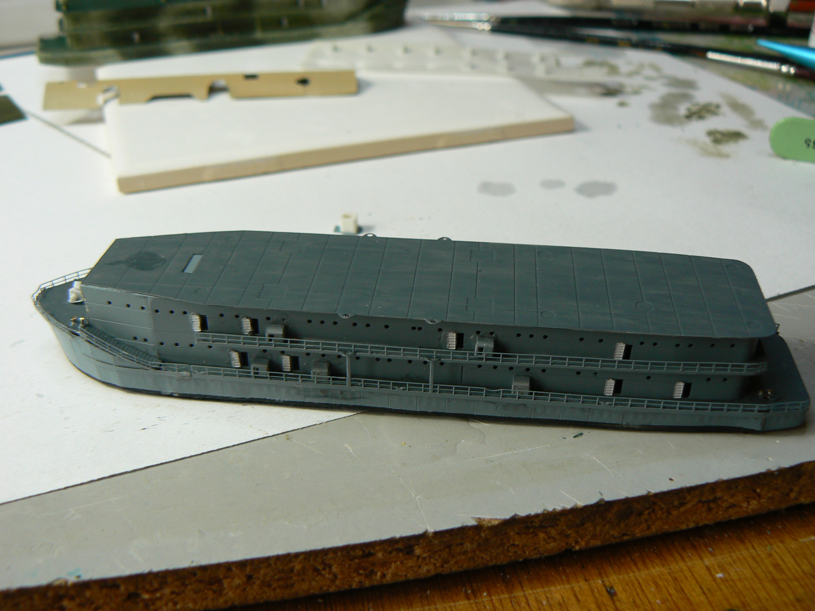 MARE ISLAND NAVAL SHIP YARD  1/700 - Page 3 RxMOLD