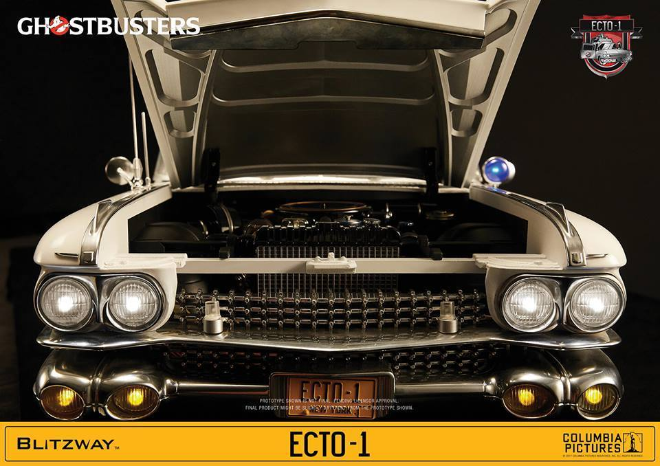 Ghostbusters - ECTO-1 WD52x1
