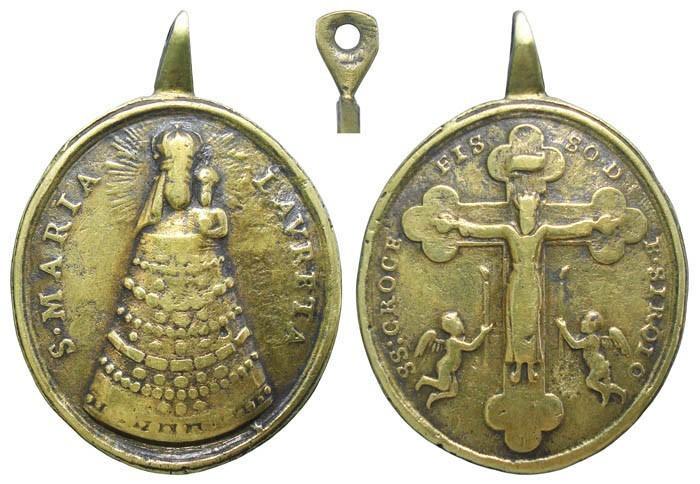 Virgen de Loreto / Cristo del Sirolo - MR571 (R.M. SXVIII-O370) WyqHag