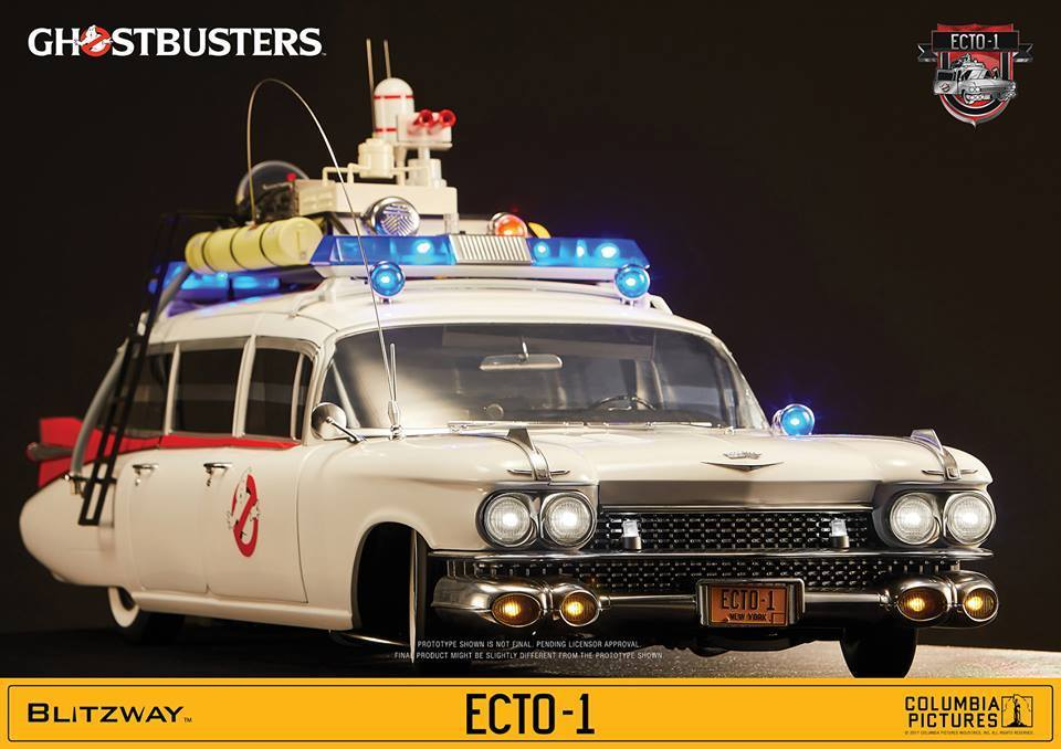 Ghostbusters - ECTO-1 AugMuJ