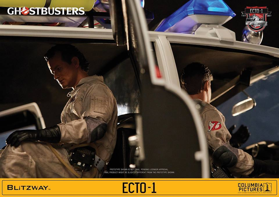 Ghostbusters - ECTO-1 DbSv7r