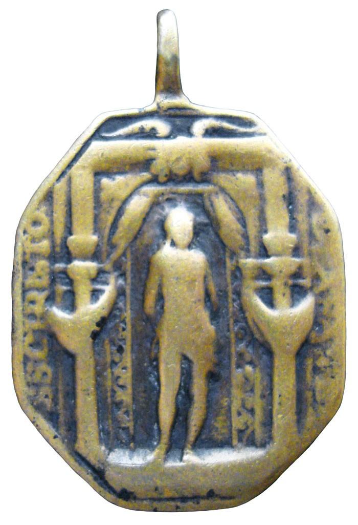 Sto. Cristo de la Salud de Málaga / San Judas Tadeo S-XVIII GSUG4E