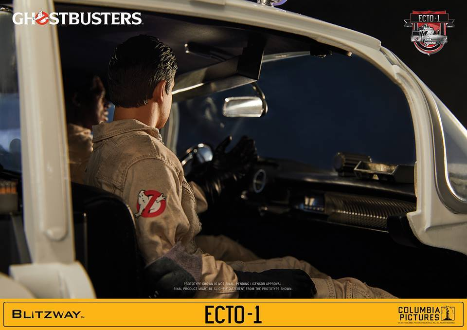 Ghostbusters - ECTO-1 GqLhyh