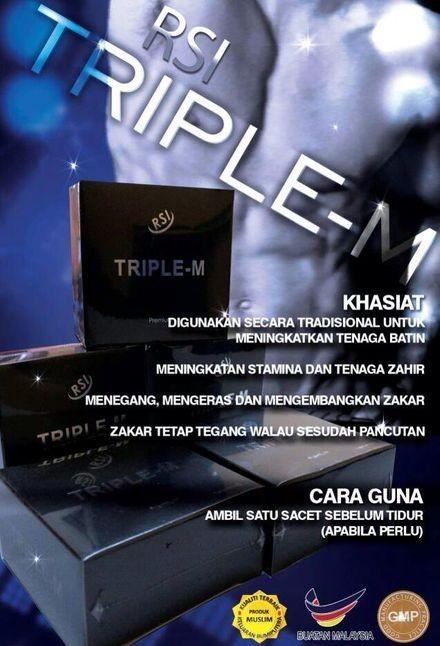 RSI TRIPLE-M - keras,stamina& teganG KqS9HW