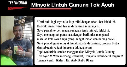 Minyak Lintah Gunung Asli Tok Ayah   WWW.BATINMALAY.COM OJodZO