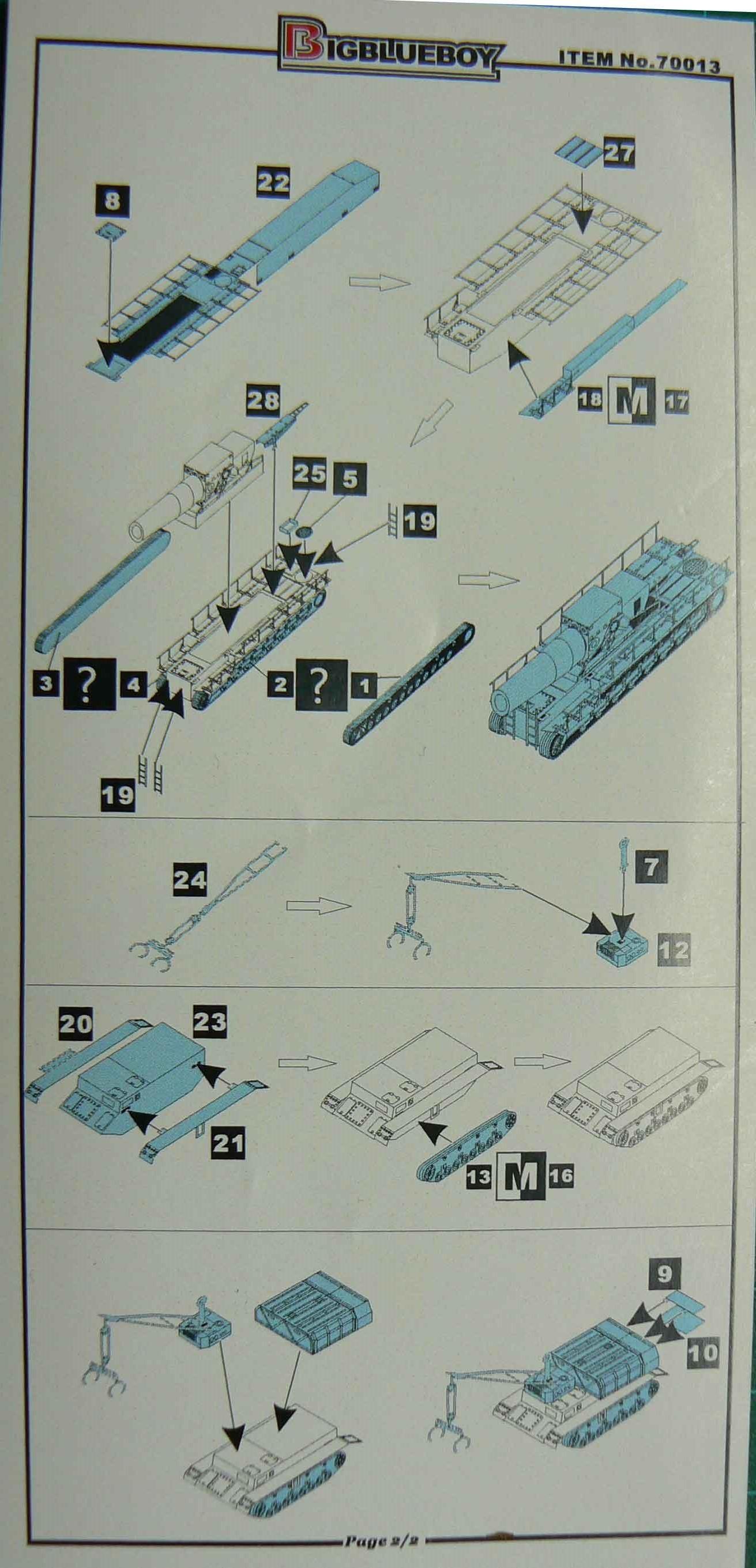 Morser KARL 1/700 PhWAIu
