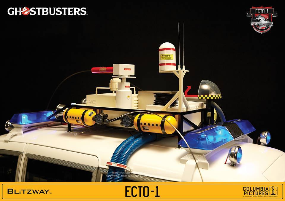 Ghostbusters - ECTO-1 UiWpqc