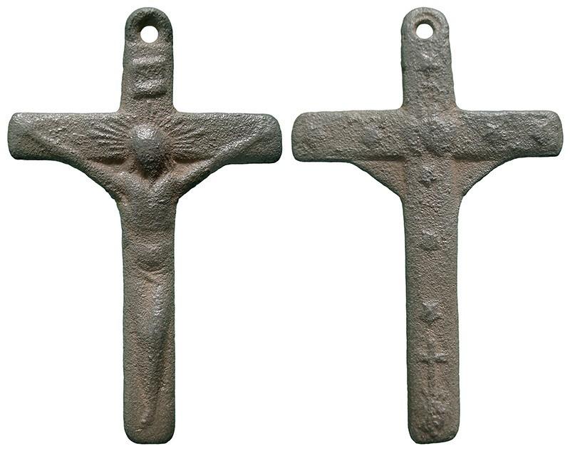 Crucifijo bifaz - CC128 [Pec038/S-XVIII] UpCePI