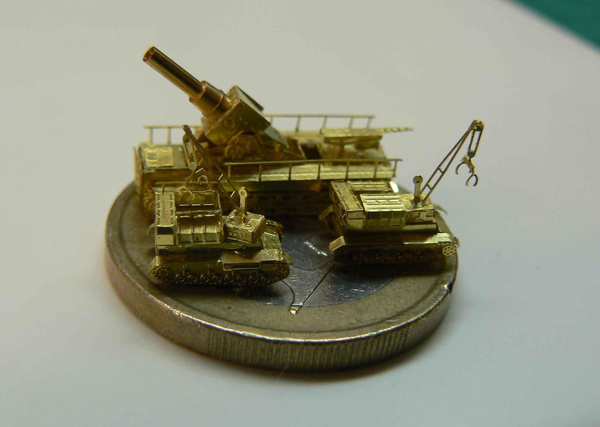 Morser KARL 1/700 W4XZO5