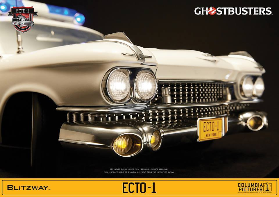 Ghostbusters - ECTO-1 ZI4HVD
