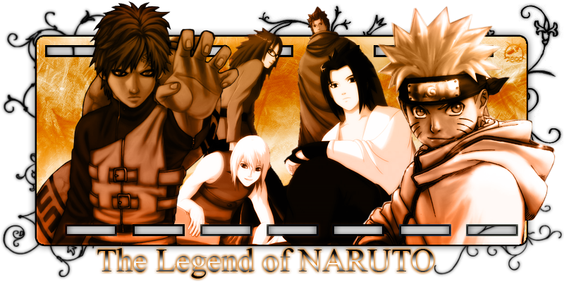 ~The legend of Naruto ~