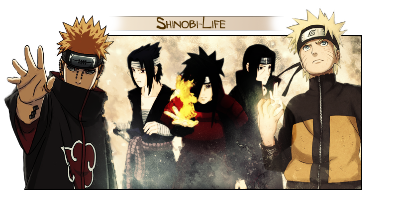 The World of Shinobi