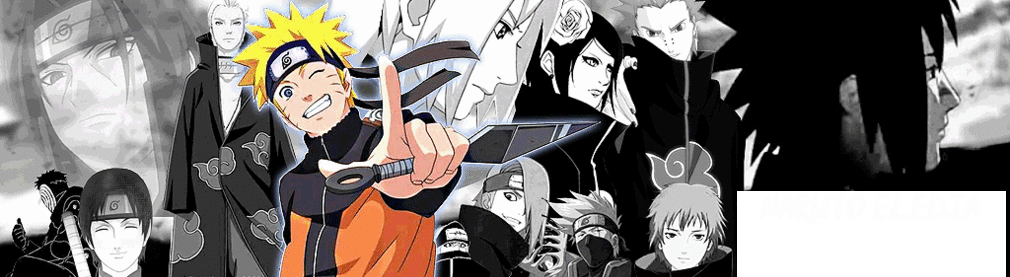 Naruto and Anime Revolution IIV