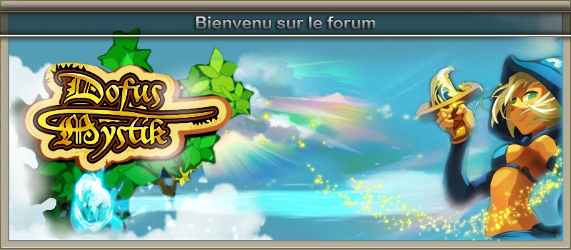 Forum de l'Alliance BLITZ