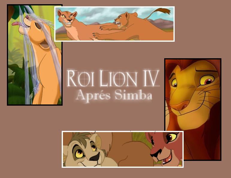 Le Roi Lion nouvelle aventure