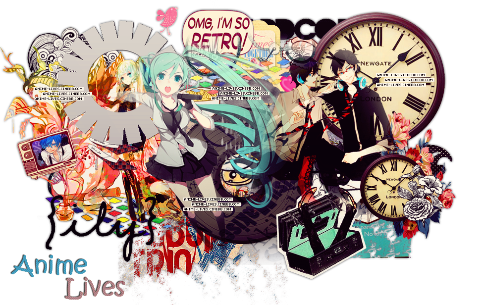 Anime Lives